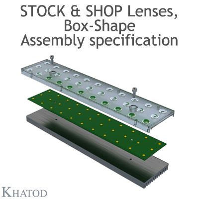 Assembly Specification Stock and Shop, Box-Shape