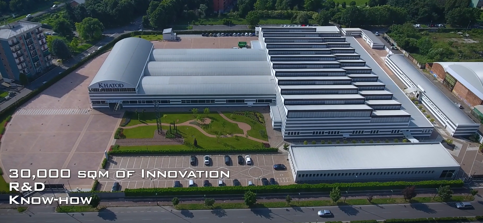 Khatod光电元件有限公司 – 源自 1985年 - 我们是解决方案的制造专家