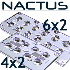 New documents for NACTUS 4x2 and 6x2 (for 5050 LEDs)