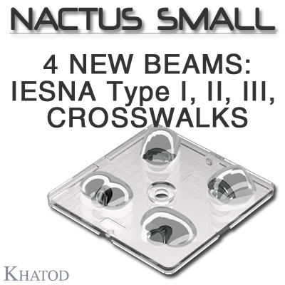 NACTUS SMALL 2x2: 4 NEW BEAMS
