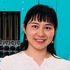 NEW Sales Office in ASIA: Wei Xu (Asia Area Manager)