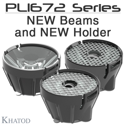 PL1672 Series - NEW Beams and NEW Holder
