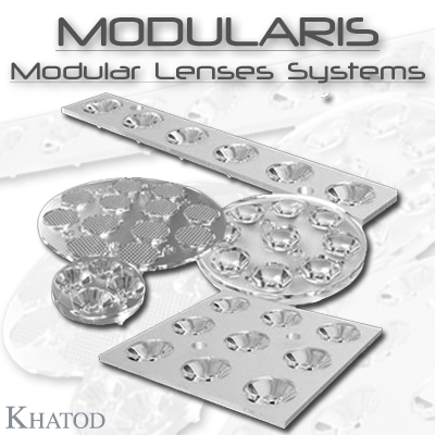 Семейство модульных линз MODULARIS