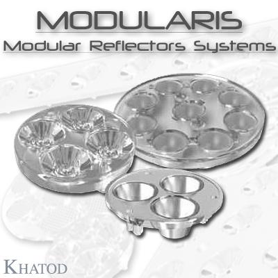 Семейство модульных рефлекторов MODULARIS