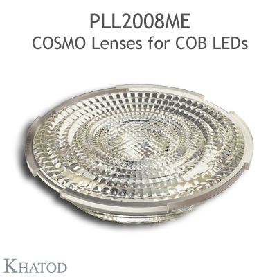 PLL2008ME COSMO Lenses - Medium Beam - 33° FWHM