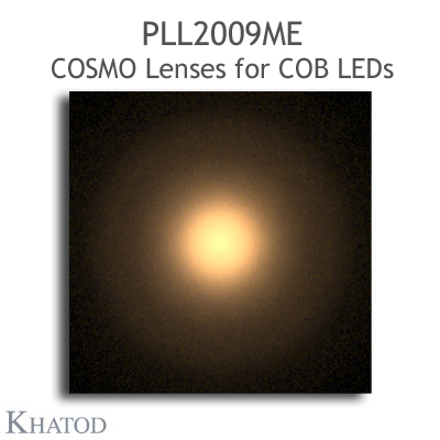 PLL2009ME COSMO Lenses - Medium Beam - 25° FWHM