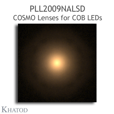 PLL2009NALSD COSMO Lenses - Narrow Beam with Frosted Finish - 16° FWHM