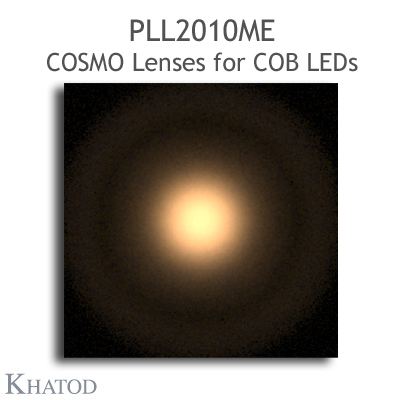 PLL2010ME COSMO Lenses - Medium Beam - 25° FWHM