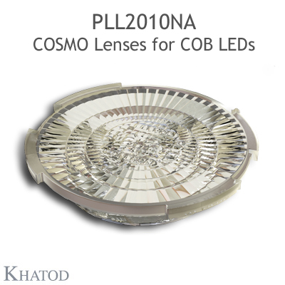 PLL2010NA COSMO Lenses - Narrow Beam - 12° FWHM