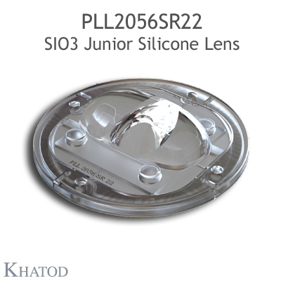 PLL2056SR22 SIO3 Junior Silicone Lenses - Type II
