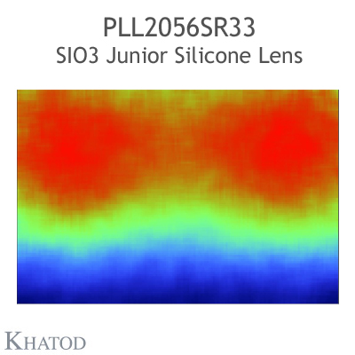 PLL2056SR33 SIO3 Junior Silicone Lenses - Type III