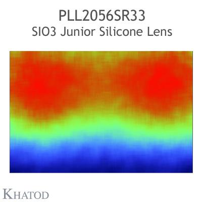 PLL2056SR33 SIO3 JUNIOR Silikonlinsen - Typ III