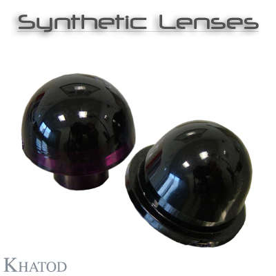 Lentilles pour LED IR: Lentilles synthétiques pour application spéciale
