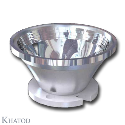 Reflectors for COB LEDs - 65,00mm diameter - 35,00mm height