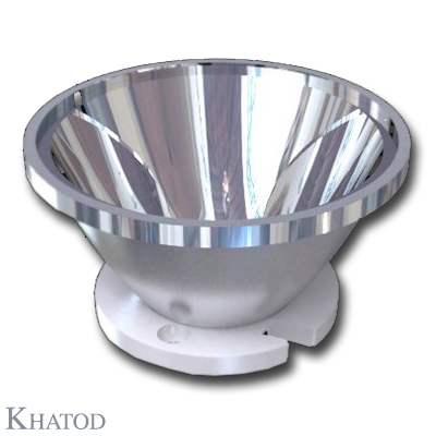 Reflectors for COB LEDs - 65.00mm diameter - 31.00mm height