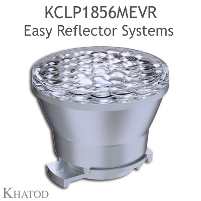 Reflectors for COB LEDs - 49,90mm diameter - 40,76mm height - Medium Beam
