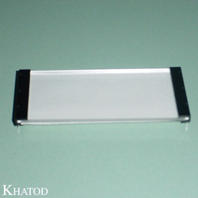 LCD Sidelight Backlight with PTH LEDs; 7,62mm pitch
