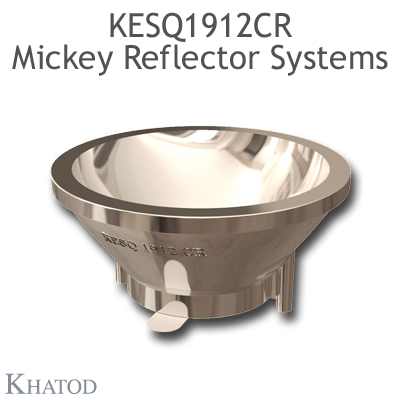 Mickey Reflector Systems for Multichip LEDs - 34,99mm diameter - 15,70mm height