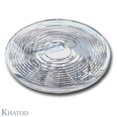 Fresnel Lenses for COB LEDs - Narrow, Medium, Wide and Extra Wide Beam