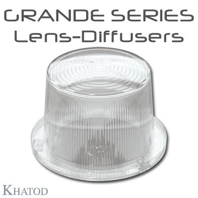 Optics for COB or Power LEDs Array - 91.98mm diameter - 60.02mm height