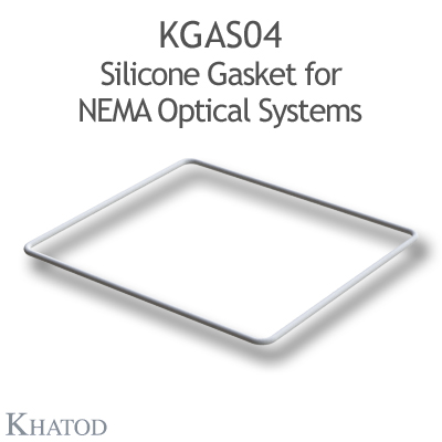 Silicone Gasket for NEMA Optical Systems