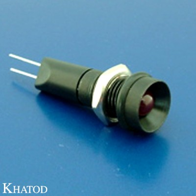 LED Plastic Signal Lamps with 5mm, 8mm and 10mm diameter LED
