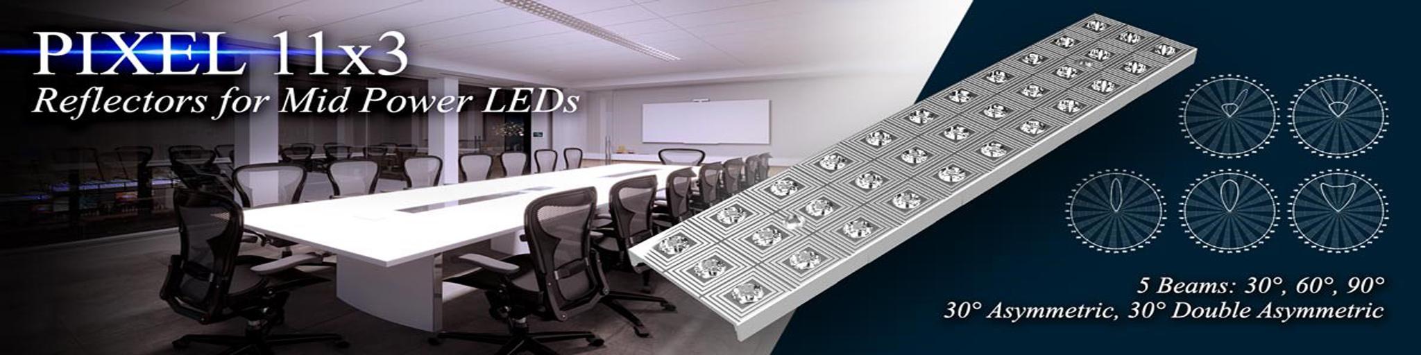Sistemi Di Illuminazione A Led khatod optical solutions for led lighting and components