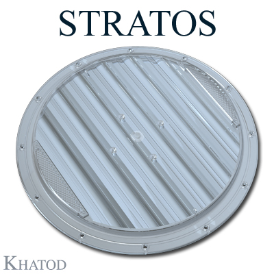 STRATOS Lenses for Mid Power LEDs