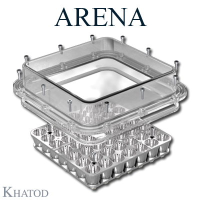 ARENA Reflectors for 3535 LEDs