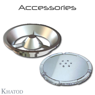 General LED Lighting: Accessories for Lenses and LEDs