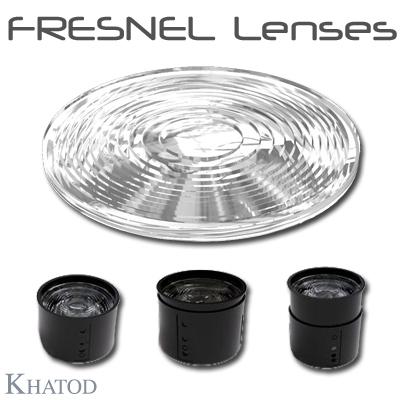 General LED Lighting: FRESNEL Lenses