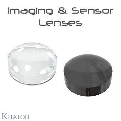 Lenses for IR LEDs: Imaging and Sensor Lenses