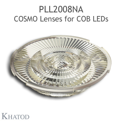 PLL2008NA COSMO Lenses - Narrow Beam - 18° FWHM