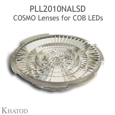 PLL2010NALSD COSMO Lenses - Narrow Beam with Frosted Finish - 12° FWHM