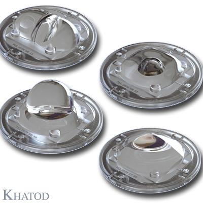 SIO3 JUNIOR - Silicone Lenses for COB LEDs
