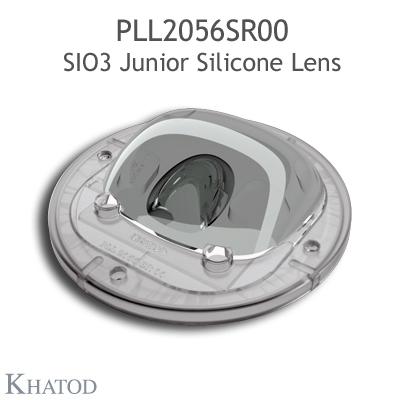 PLL2056SR00 SIO3 Junior Silicone Lenses - IESNA Type IV