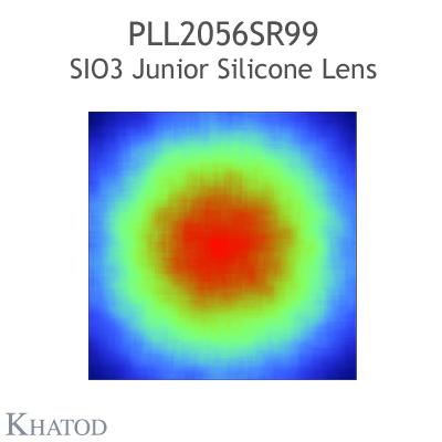 PLL2056SR99 SIO3 Junior Silicone Lenses - 45° FWHM