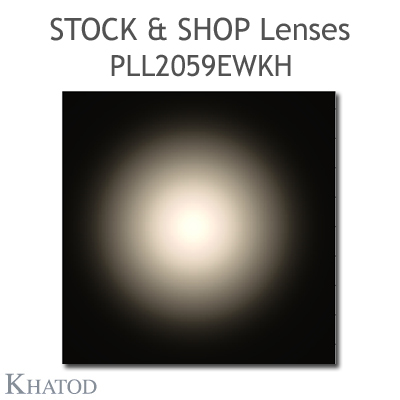 PLL2059EWKH - 11x3 Stock and Shop Lenses - 60° FWHM