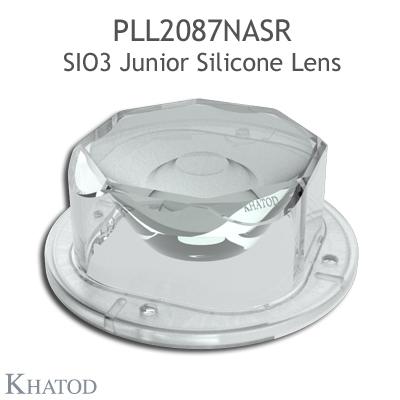 PLL2087NASR SIO3 Junior Silicone Lenses - 25° FWHM