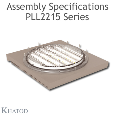 Assembly Specification PLL2215 Stratos Series