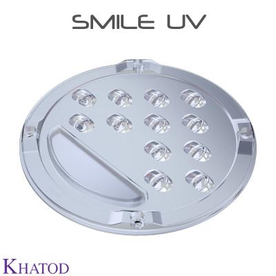 Lentilles et Réflecteurs pour LED UV: SMILE UV