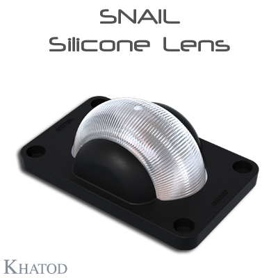 Silicone Lenses: SNAIL Silicone Lens for Windows and Doors Applications