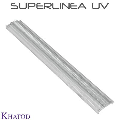 Superlinea UV - Optics with sliding into extruder