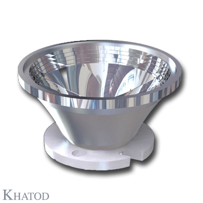Reflector Systems for COB LEDs - Extra Wide Beam