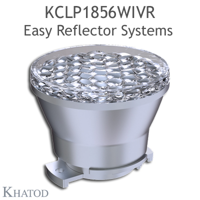 Reflectors for COB LEDs - 49,90mm diameter - 40,76mm height - Wide Beam