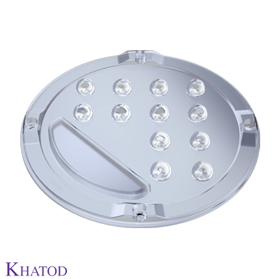 SMILE UV: 110.00mm diameter - from 6.00mm to 8.00mm height