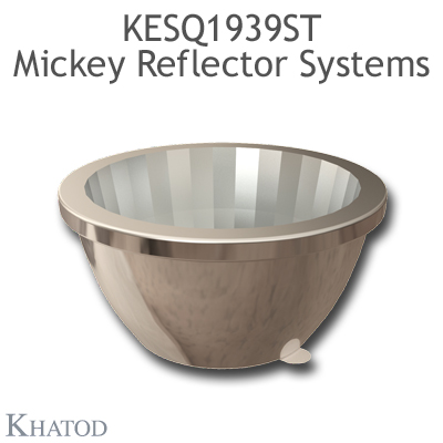 Mickey Reflector Systems for Multichip LEDs - 49,91mm diameter - 25,08mm height