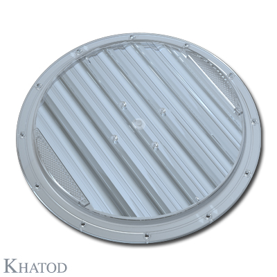 STRATOS Lenses for Mid Power LEDs - 300mm diameter - from 22.54mm to 22.60mm height