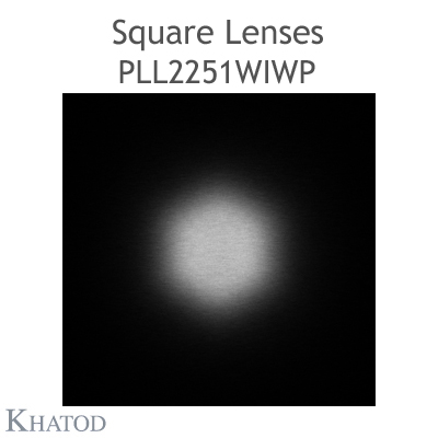 PLL2251WIWP Square Lens